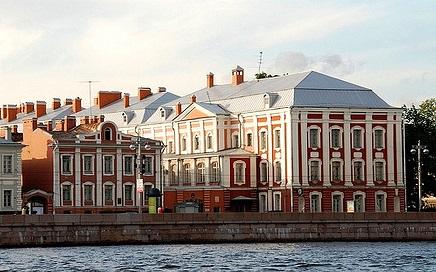 圣彼得堡国立大学(СПБГУ)