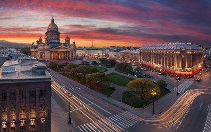 俄罗斯夏都 – 圣彼得堡市介绍缩略图