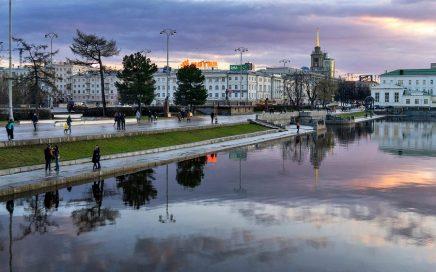 乌拉尔的明珠-叶卡捷琳堡城市介绍缩略图
