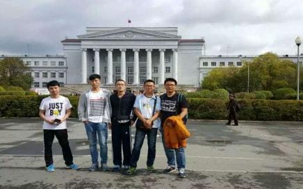 俄罗斯留学办理案例之(8)学生好评反馈