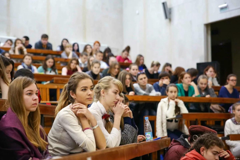俄罗斯大学的课堂