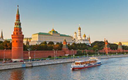 俄罗斯首都 – 莫斯科城市介绍缩略图