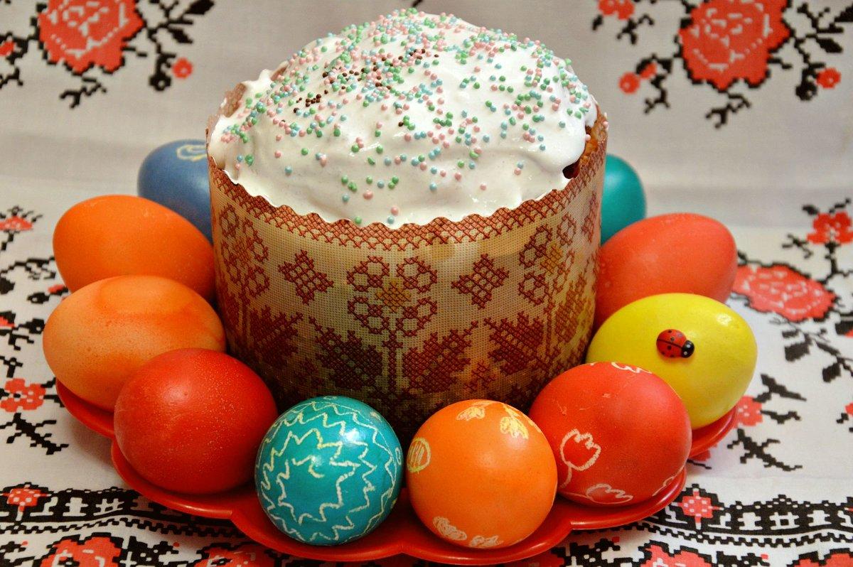 这便是俄罗斯复活节的彩蛋