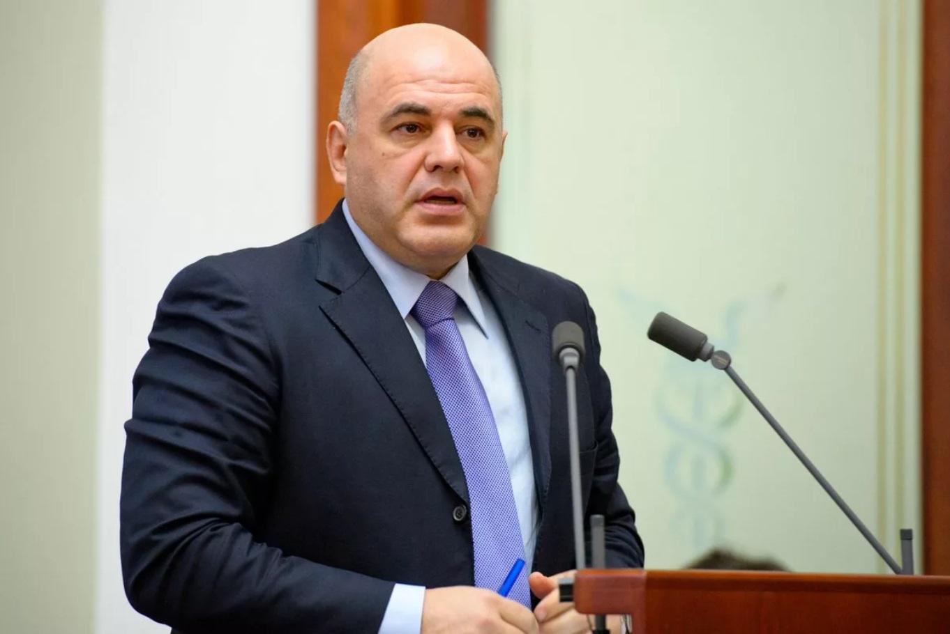 俄罗斯联邦总理米哈伊尔·米舒斯京 - 从2020年1月俄罗斯政府换届后火箭提拔上任的前税务局局长