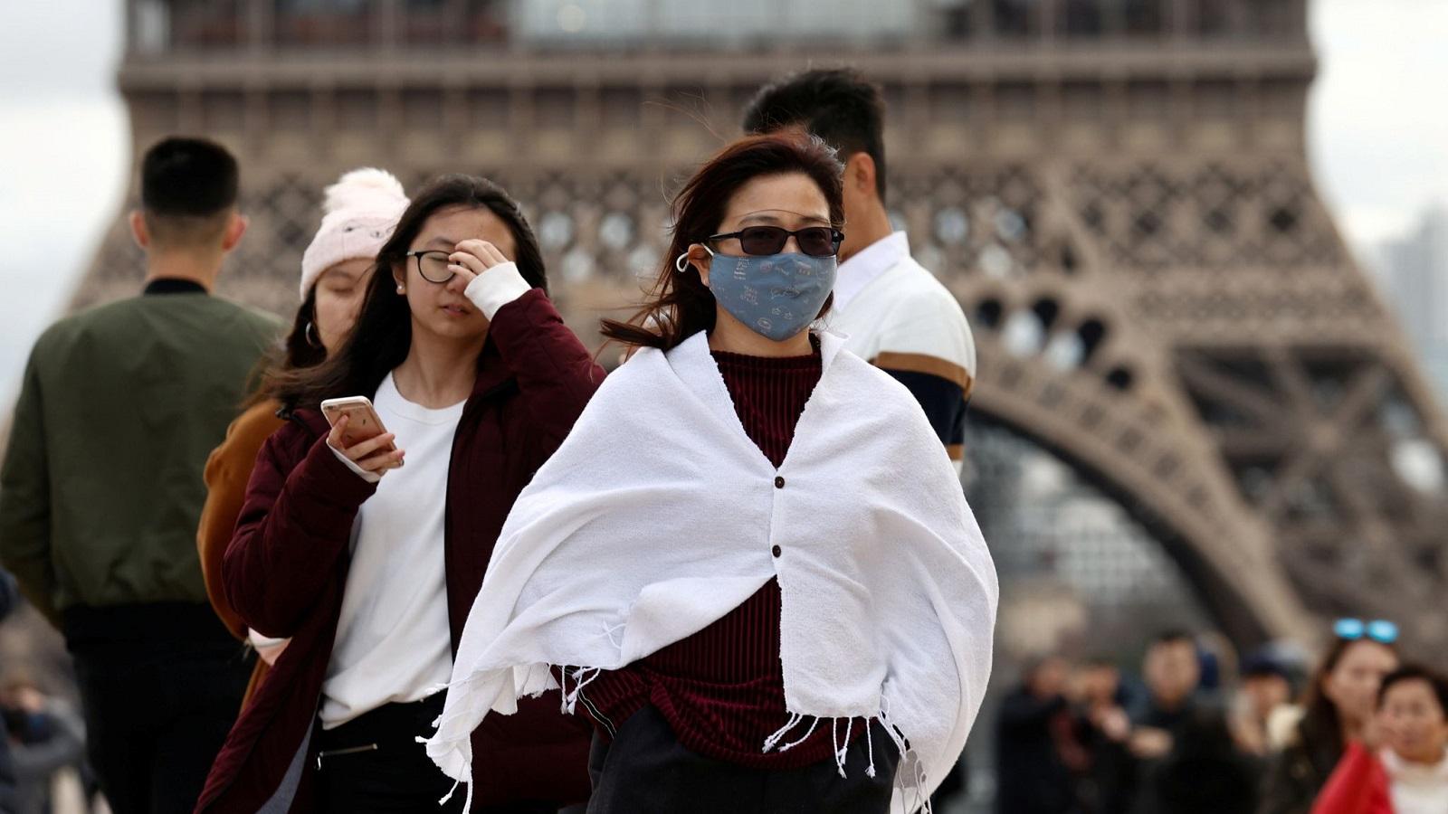 肆虐的疫情也导致法国2020年经济遭遇重创