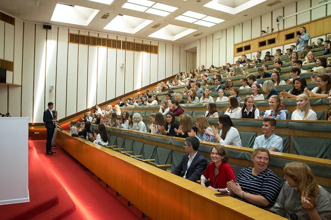 俄罗斯总统国民经济与公共管理学院莫斯科总部公开课堂