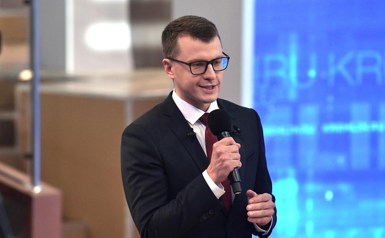 俄罗斯电视节目主持人