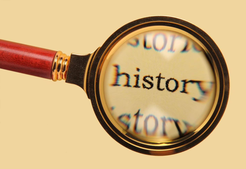 放大镜、历史、history
