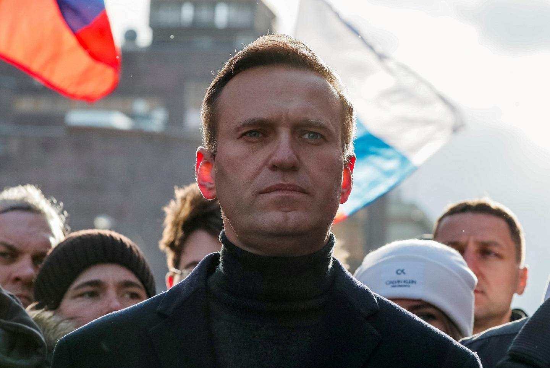 俄罗斯反对派人士纳瓦尔尼