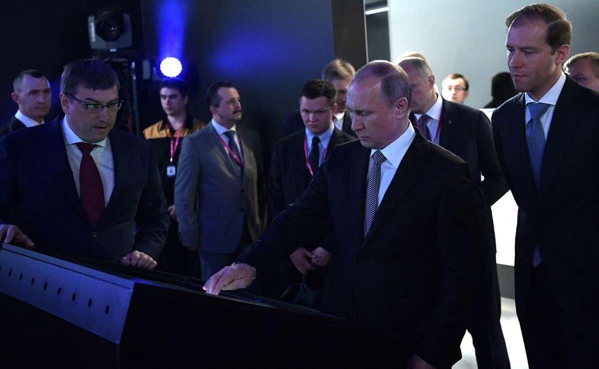 参加俄罗斯工业博览会(俄罗斯创新工业展)是什么体验?插图3-小狮座俄罗斯留学