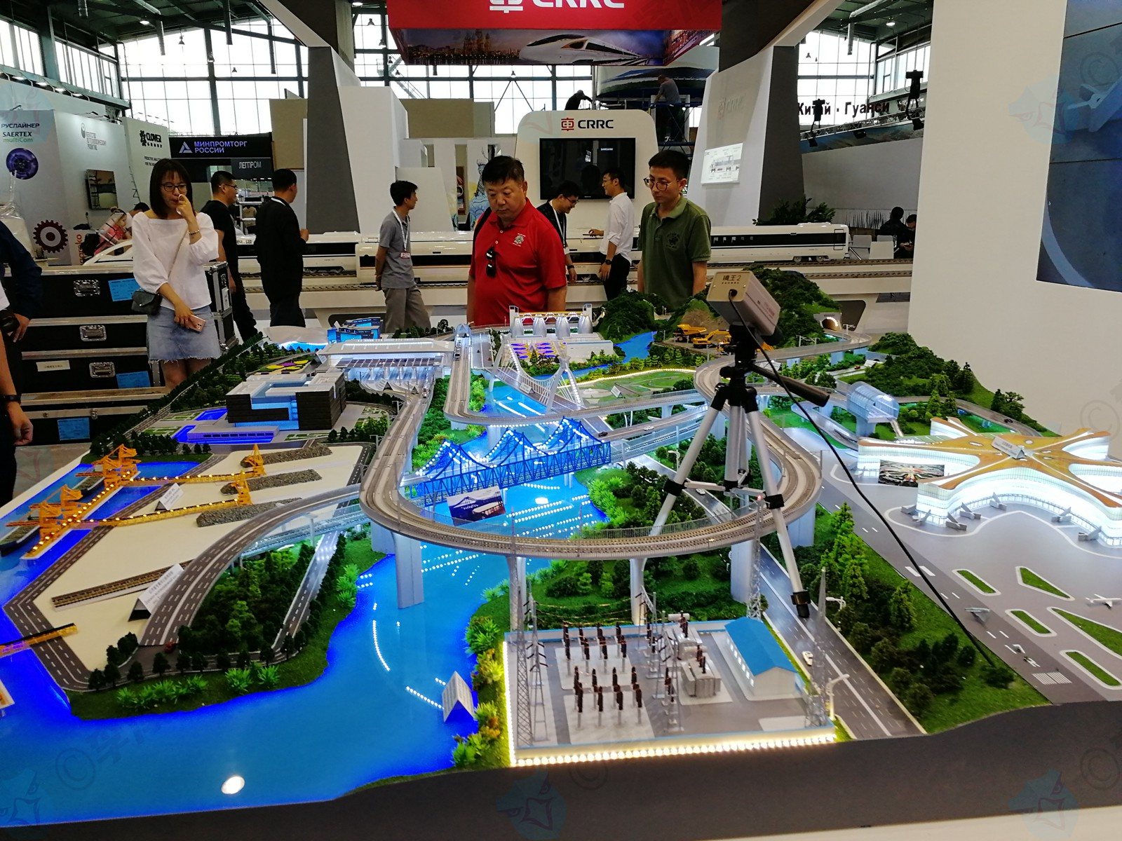 参加俄罗斯工业博览会(俄罗斯创新工业展)是什么体验?插图19-小狮座俄罗斯留学