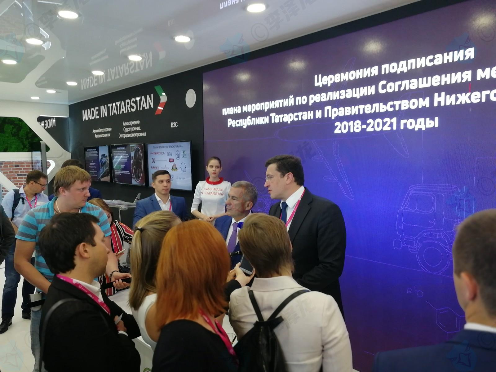 参加俄罗斯工业博览会(俄罗斯创新工业展)是什么体验?插图21-小狮座俄罗斯留学