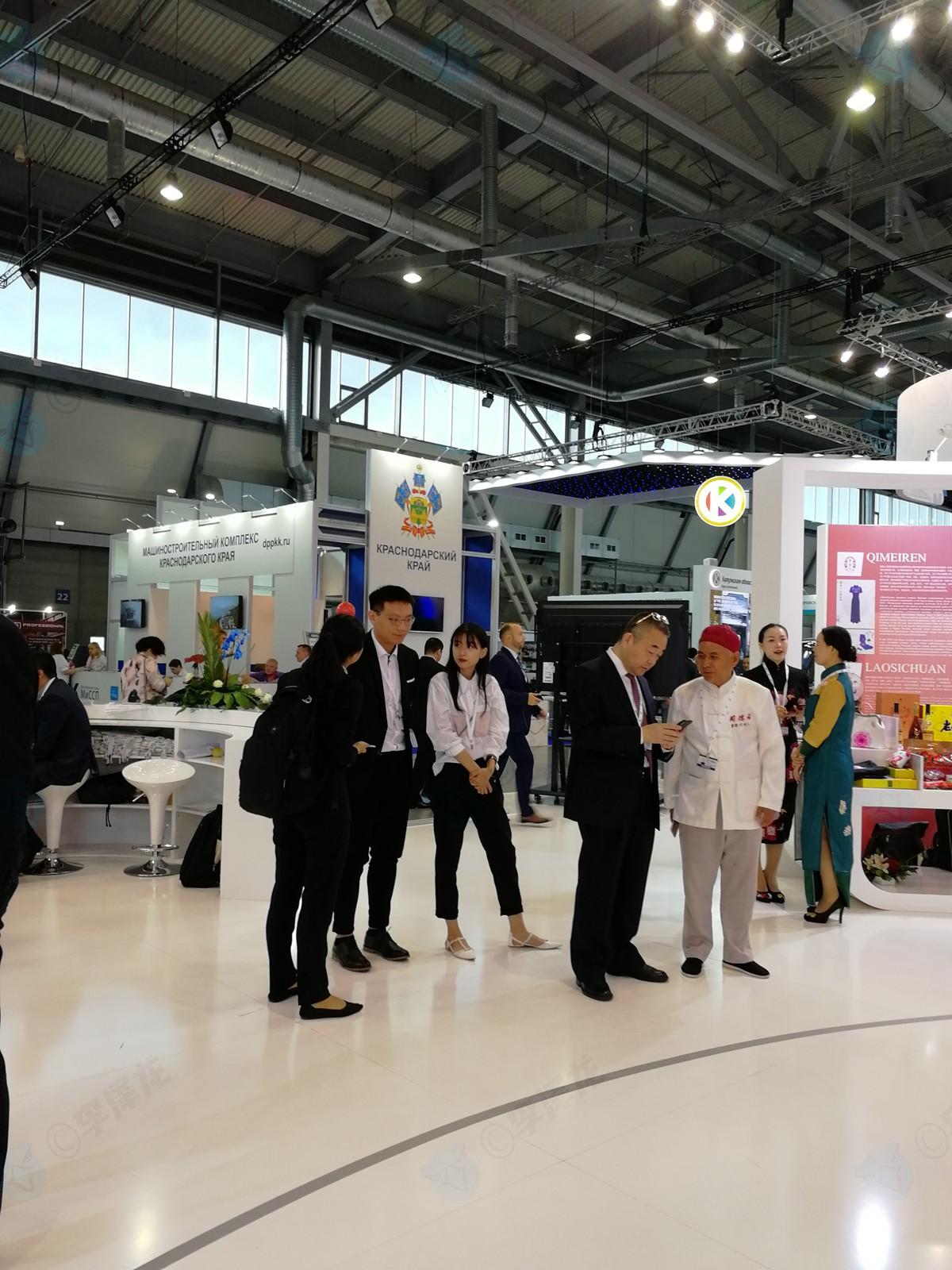 参加俄罗斯工业博览会(俄罗斯创新工业展)是什么体验?插图24-小狮座俄罗斯留学