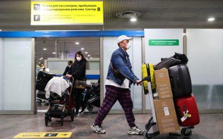 4月入境俄罗斯最新消息:过半数外国学生依然无法入境俄罗斯留学 – 人数接近16.5万人!缩略图