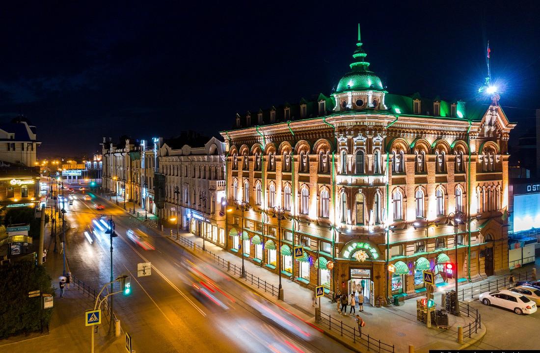 托木斯克市 – 西伯利亚地区的顶尖人才储备库插图2-小狮座俄罗斯留学