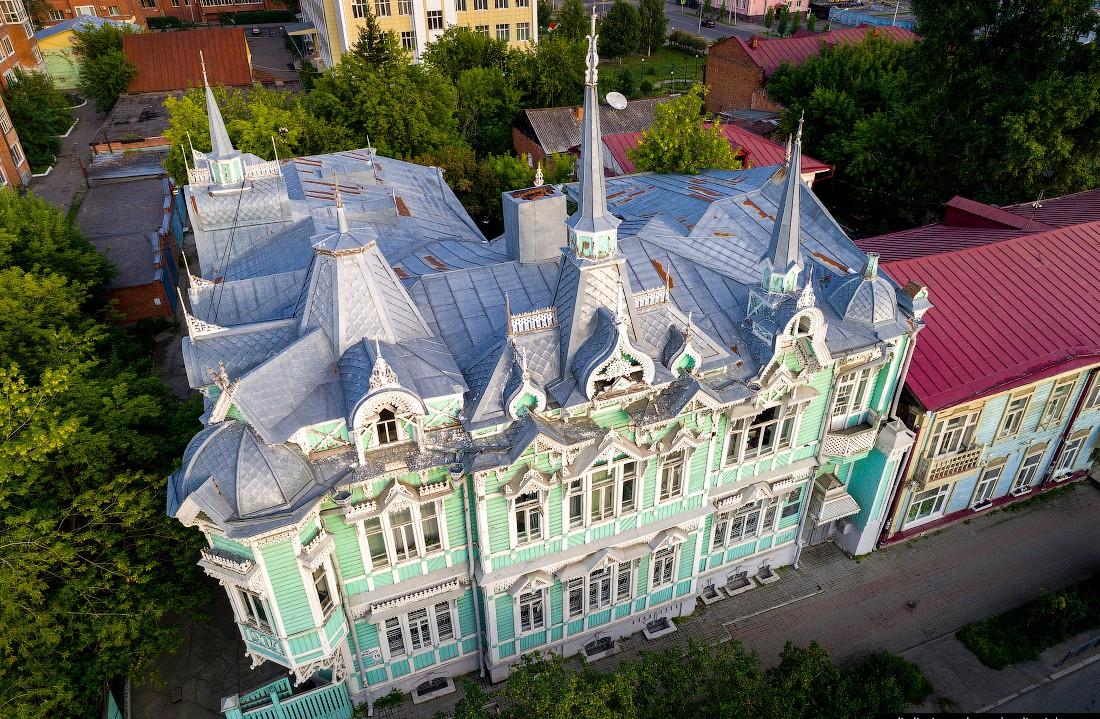 托木斯克市 – 西伯利亚地区的顶尖人才储备库插图3-小狮座俄罗斯留学