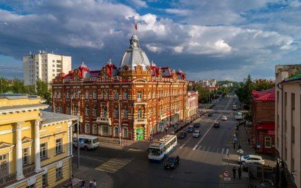 托木斯克市 – 西伯利亚地区的顶尖人才储备库缩略图