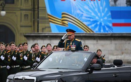 普京在5月9日俄罗斯胜利日发表演讲(附视频)缩略图