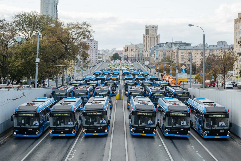 莫斯科拥有全俄最便利的交通条件