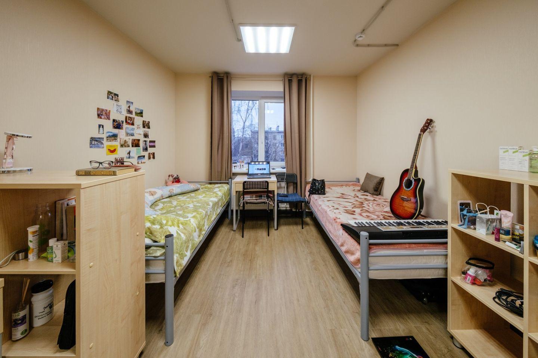高等经济大学圣彼得堡校区的宿舍