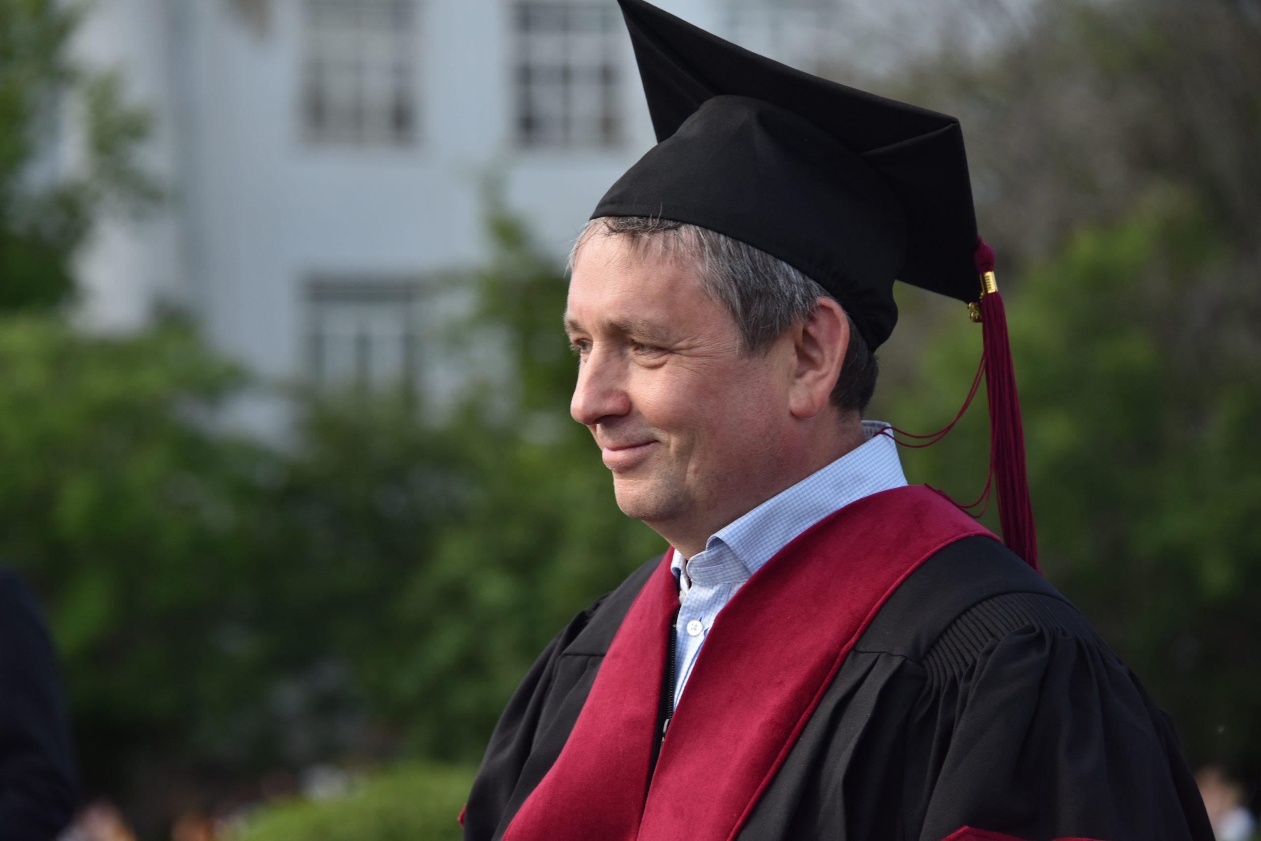 乌拉尔联邦大学校长维克托·卡克沙罗夫在2020年4月由俄罗斯联邦总理米哈伊尔·米舒斯京签署文件,延长其5年任期至2025年