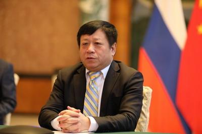 驻俄罗斯大使张汉晖举办侨界线上新春团拜会 – 俄罗斯新闻缩略图