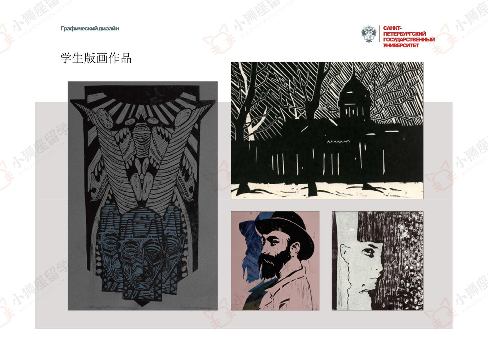 圣彼得堡国立大学《平面设计》硕士研究生方向介绍!插图13-小狮座俄罗斯留学