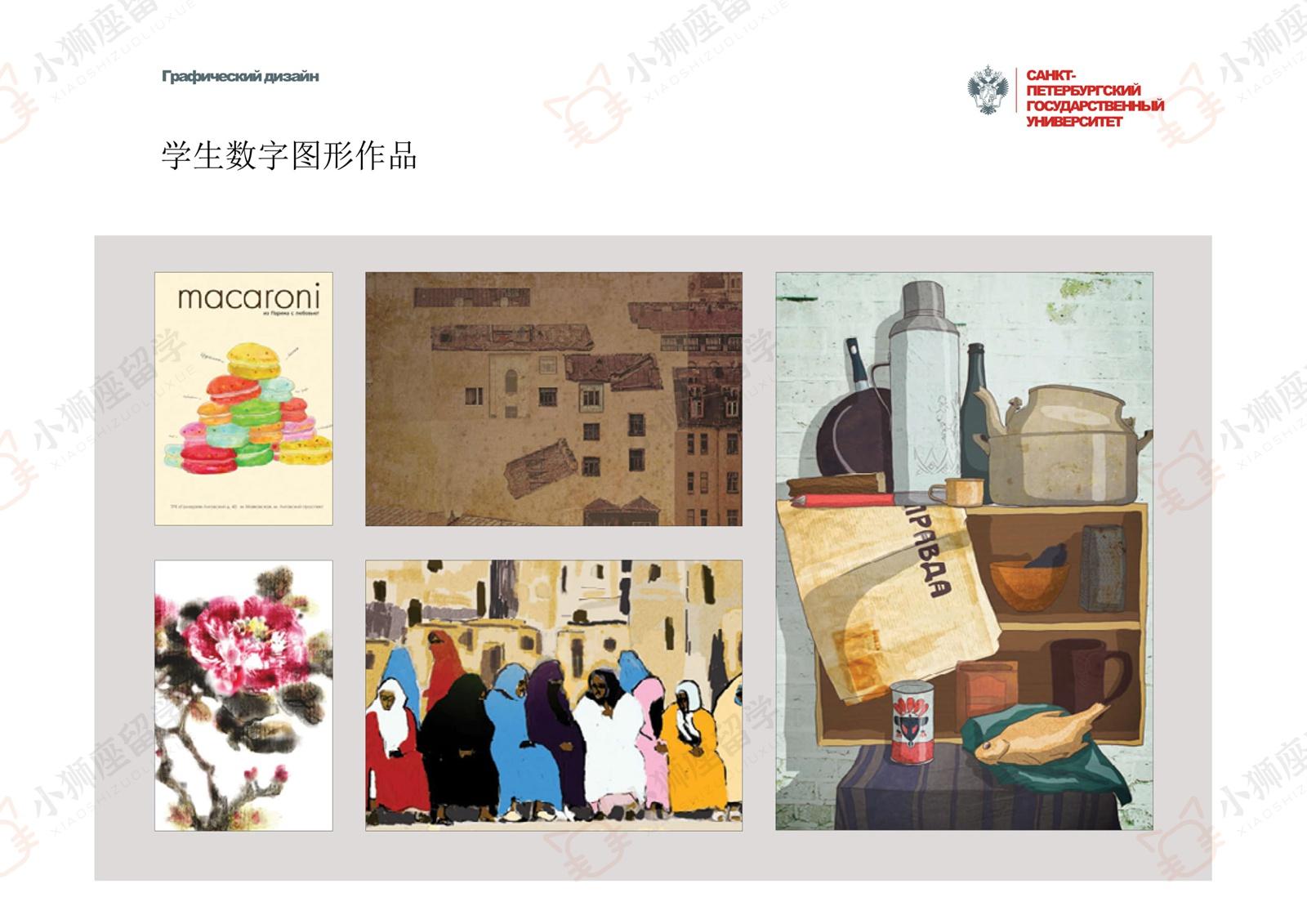 圣彼得堡国立大学《平面设计》硕士研究生方向介绍!插图15-小狮座俄罗斯留学