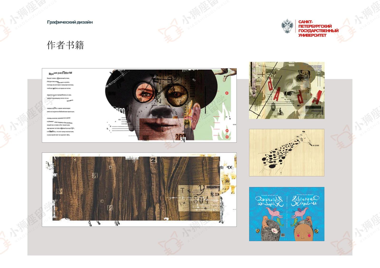 圣彼得堡国立大学《平面设计》硕士研究生方向介绍!插图18-小狮座俄罗斯留学