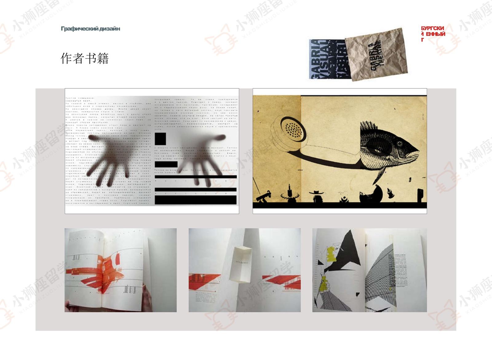 圣彼得堡国立大学《平面设计》硕士研究生方向介绍!插图19-小狮座俄罗斯留学