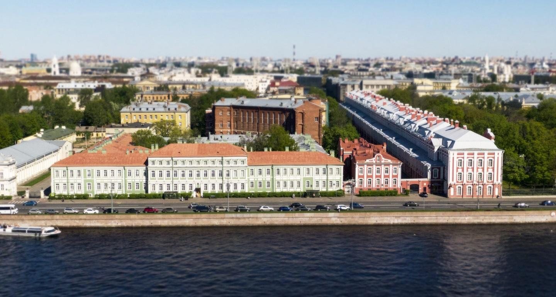 圣彼得堡国立大学东方学系主楼