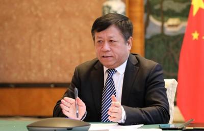 驻俄罗斯大使张汉晖在线出席新形势下中俄关系视频研讨会 – 俄罗斯新闻缩略图