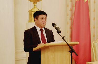 驻俄罗斯大使张汉晖出席庆祝《中俄睦邻友好合作条约》签署20周年招待会 – 俄罗斯新闻