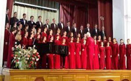 乌拉尔联邦大学的学术合唱团在国际比赛中获得大奖缩略图
