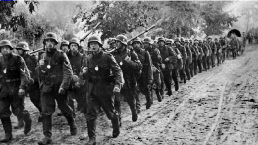 穷极智生:德国士兵从苏联红军那里学到了什么?