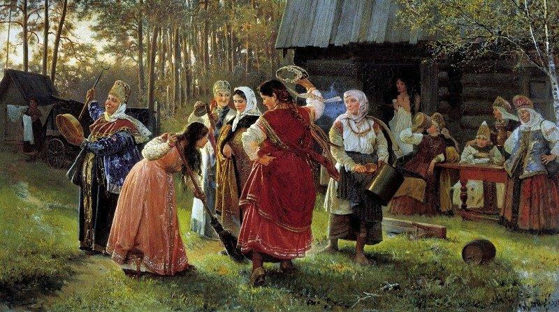 夫随妇姓?俄罗斯的上门女婿们的境遇是什么样的?插图-小狮座俄罗斯留学