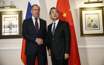王毅:中俄睦邻友好、中俄战略协作的成功愈发具有示范意义缩略图