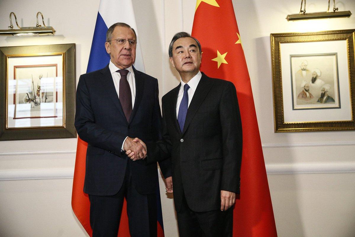 王毅:中俄睦邻友好、中俄战略协作的成功愈发具有示范意义