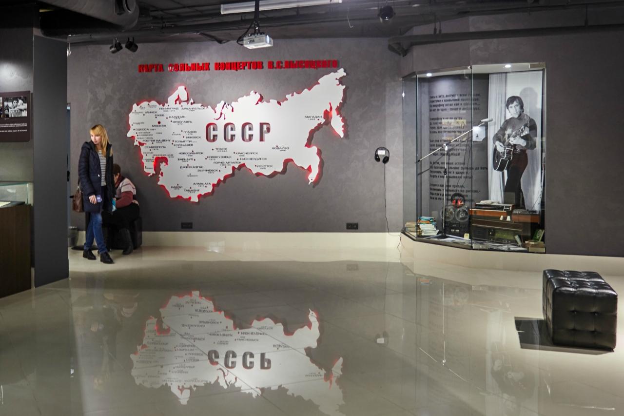 博物馆内部场景  - 拍摄于2018年叶卡捷琳堡维索茨基博物馆