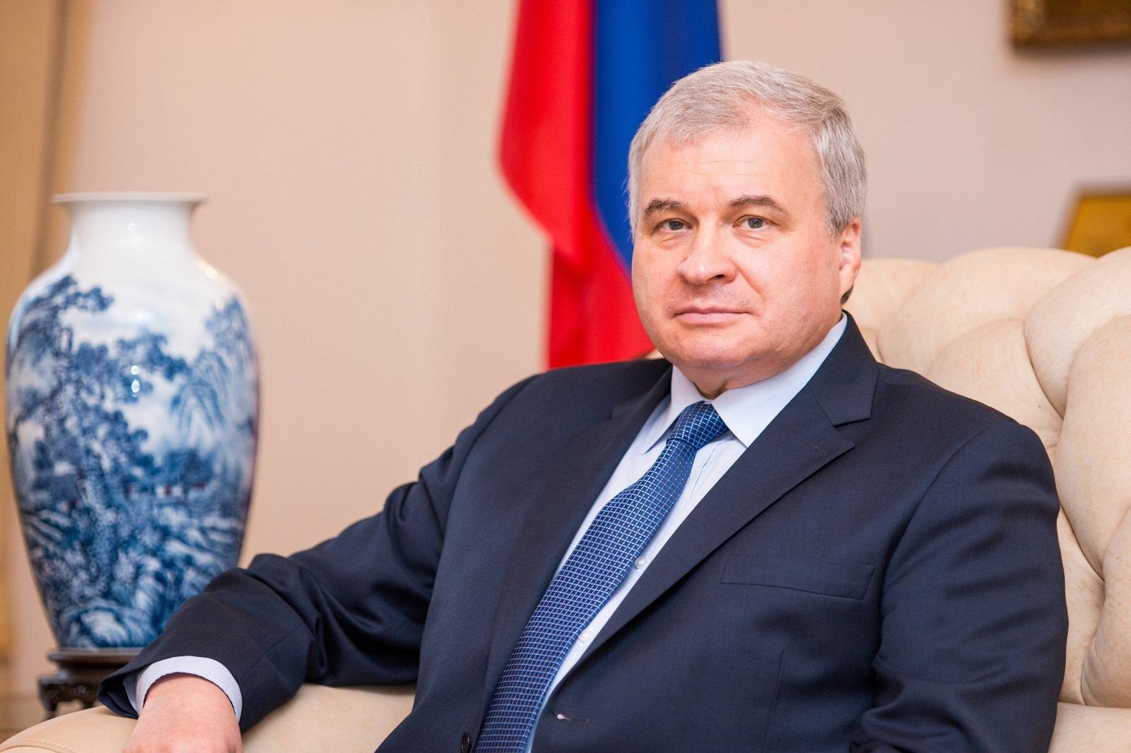 俄罗斯驻华大使杰尼索夫接受俄媒专访并探讨了中俄关系发展若干问题插图-小狮座俄罗斯留学