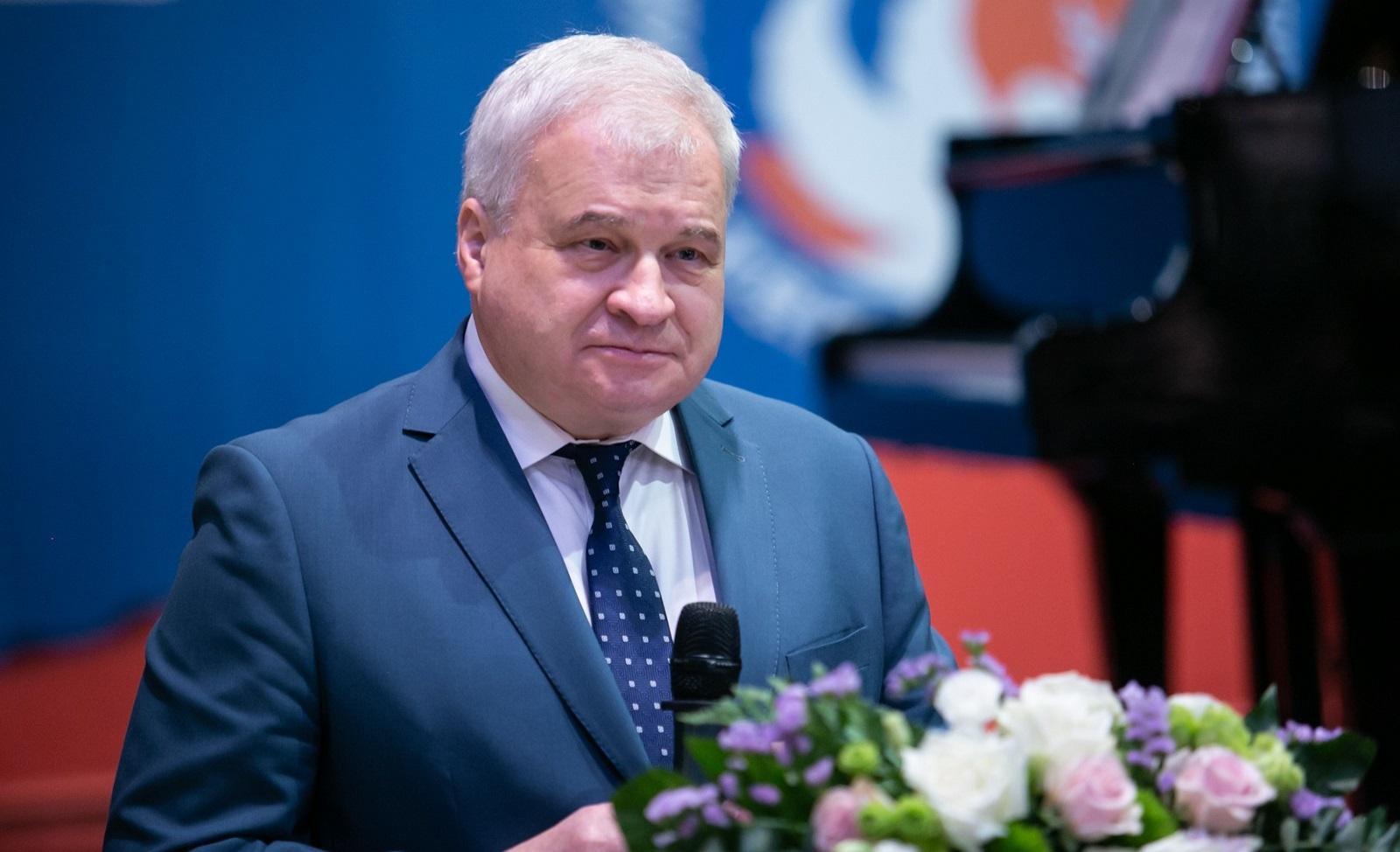 俄罗斯驻华大使杰尼索夫接受俄媒专访并探讨了中俄关系发展若干问题插图2-小狮座俄罗斯留学