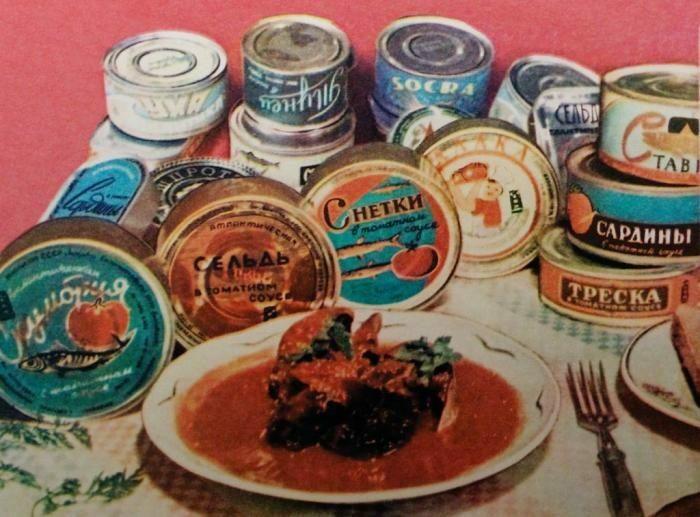 罐头里的宝藏——苏联时期的营销手段插图2-小狮座俄罗斯留学