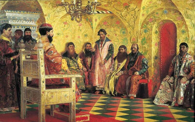 不要生为君主,而要生为贵族——权利顶峰的俄罗斯贵族杜马们插图-小狮座俄罗斯留学