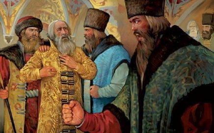 不要生为君主,而要生为贵族——权利顶峰的俄罗斯贵族杜马们缩略图
