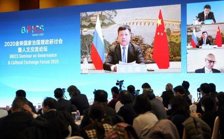 驻俄罗斯大使张汉晖在庆祝中国共产党成立100周年中俄媒体见面会上的致辞 – 俄罗斯新闻缩略图