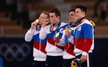 乌拉尔联邦大学毕业生在东京奥运会夺得金牌!缩略图
