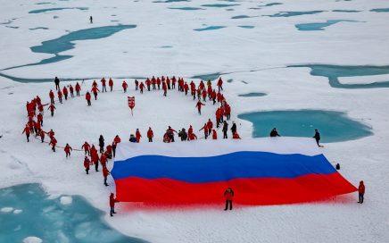 """""""北极地区是一个持续有新发现的地方"""" 圣彼得堡国立大学专家缩略图"""