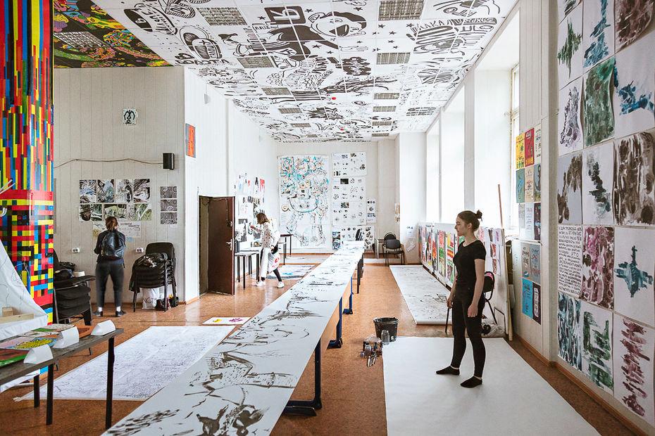 乌拉尔联邦大学硕士专业《艺术设计》详细介绍!插图-小狮座俄罗斯留学