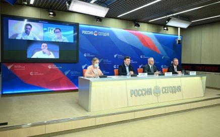 """托木斯克国立大学与俄罗斯""""数字教学""""联盟合作缩略图"""