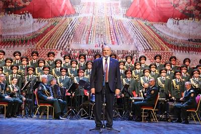 驻俄罗斯大使张汉晖出席庆祝中国共产党成立100周年暨《中俄睦邻友好合作条约》签署20周年专场音乐会 – 俄罗斯新闻插图1-小狮座俄罗斯留学